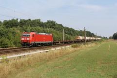185 159-1 met goederentrein te Rheine (daniel_de_vries01) Tags: 185 1591 met goederentrein te rheine 159 1