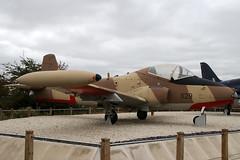 BAC 167 Strikemaster Mk. 80 1129 (NTG842) Tags: bac 167 strikemaster mk 80 1129 rj mitchell aircraft maintenance academy humberside airport