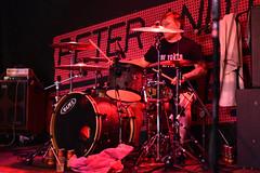 Peter And The Test Tube Babies 07-09-2018 020 (Matt_Rayner) Tags: samgriffinfuller drummer concert live punk talkingheadssouthampton peterandthetesttubebabies