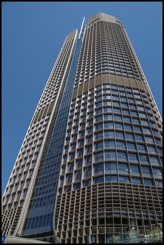Brisbane looking tall Government Offices-1=