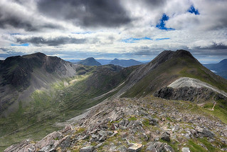 Mountains of Coire Lair