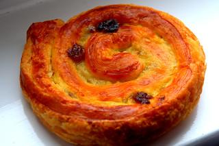 Raisin Pastry Swirl