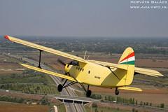 2018-09-08 Szatymaz IMG_5431_ HA-YHD (horvath.balazs1980) Tags: antonov an2 ancsa colt kétfedelű biplane szatymaz lhst ha hayhd repülőnap airshow