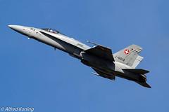 F/A-18C Hornet, J-5013, Zwitserland (Alfred Koning) Tags: belgianairforcedays2018 ebblkleinebrogel fa18hornet fa18c j5013 locatie vliegtuigen zwitserland