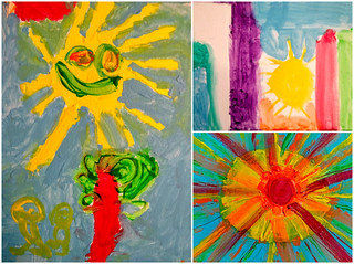 Our Original Sky Paintings