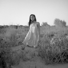 """...Remember what the dormouse said"" (i m lost) Tags: tessar hc110 fp4 rolleiflex"