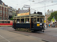 NZH A327 (jvr440) Tags: tram trolley strassenbahn den haag sgravenhage haags openbaar vervoer museum tramweg stichting nzh a327