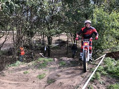 IMG_1820 (Remy Janssen) Tags: trial trials classic motorclub arnhem plonkers pleasure 2018 bsa matchless ajs norton twinshock honda yamaha motortrial eurocup ctn
