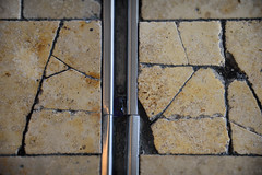 Cracked Floor (SoS) (myphotomailbox) Tags: rotterdam netherlands indoor zuidplein cracked smileonsaturday freetexture gebarsten 깨진 مشقوق repedt 破解 pęknięty chroom