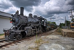 Southern 401 (Ray Cunningham) Tags: monticello rail museum illinois