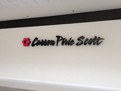 Last Days of Carson Pirie Scott - Yorktown Mall (Mark 2400) Tags: carson pirie scott yorktown mall lombard illinois going out business sale