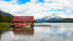 Maligne Lake Boathouse (Sid's Corner) Tags: green canada canadianrockies rockies nature natureaddict nationalgeographic nationalgeographicworldwide ngc northamerica blue adventure schoksi schoksiphotography scenery nikond800 americas d800 flickraward flickrcentral flickrgallery flickrawardgallery picoftheday landscape landscapes lake lakes paradise travel tripofalifetime viewpoint nationalparks nationalpark mountain mountains naturephotography maligne malignelake lakemaligne jasper jaspernationalpark