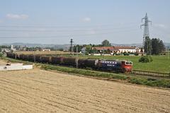 Captrain per il Sannazzaro... (Maurizio Zanella) Tags: treni trains ferrovia railways cti captrain si d753006 mrs60381 italia alessandria