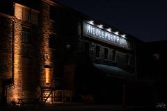 Middleport (justin saunders) Tags: middleport stoke mill brick historic pottery nightphotography