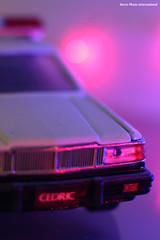 Nissan Cedric Macro (Retro Photo International) Tags: nissan 430 cedric patrol car police japan japanese carl zeiss jena 50mm 35 tessar keisatsu macro 143