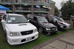 Subaru Forester (4) (Gearhead Photos) Tags: honda toyota mazda beat prelude civic subaru wrx stii forester brz nissan pao 240z 260z 280z 370z skyline 510 all japanese car meet north vancouver bc canada