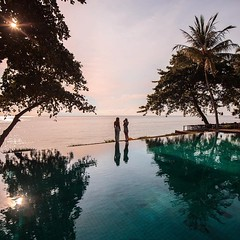 Trying to capture the perfect sunset 🌏 Lombok Island    Hayley Andersen (adventurouslife4us) Tags: adventure wanderlust travel explore outdoor nature photography sunset