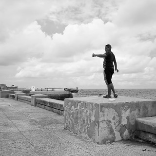 On the Havana Malecon