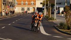 13 rounds to go (Steenjep) Tags: herning jylland jutland danmark denmark cykling bike race gadeløb streetrace gade vej street road by city sørenkraghandersen teamsunweb sørenmallingsiggaard riwalceramicspeedcyclingteam
