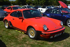 Porsche 911 Turbo 3.3 (CA Photography2012) Tags: a911edc porsche 911 turbo 33 coupe guards red 930 series le se bbs german supercar sportscar super sports ca photography automotive exotic car spotting owners club lotherton hall 2018