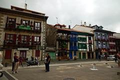 Fontarrabie, Arma Plaza (vincent_dandrieubergez) Tags: fontarrabie