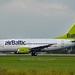Air Baltic YL-BBD Boeing 737-53S cn/29075-3101 @ Aalsmeerbaan EHAM / AMS 10-09-2017