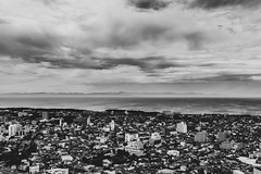 a distant view of SADO #081130