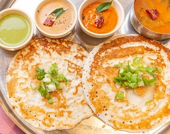 Utappam (Saundi Wilson Photography) Tags: indian cuisine food foodporn eating restaurant dish cooking traditional