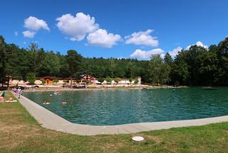 Historical swimming pool