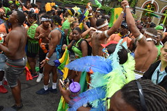 DSC_8004 (photographer695) Tags: notting hill caribbean carnival london exotic colourful girls aug 27 2018 stunning ladies