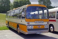GAYDON 190818 BJF999K (SIMON A W BEESTON) Tags: gaydon busesfestival bjf999k aec reliance plaxton straw