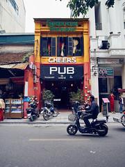 Cheers Pub in Hanoi (marcocarag) Tags: hanoi vietnam vnm