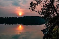 Sunrise on Lake of the Woods, Ontario (jrichard photog) Tags: sunrise lakeofthewoods xpro1