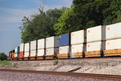 58882 (richiekennedy56) Tags: bnsf c449w es44dc bnsf4646 bnsf7620 camden missouri raycountymo railphotos unitedstates usa
