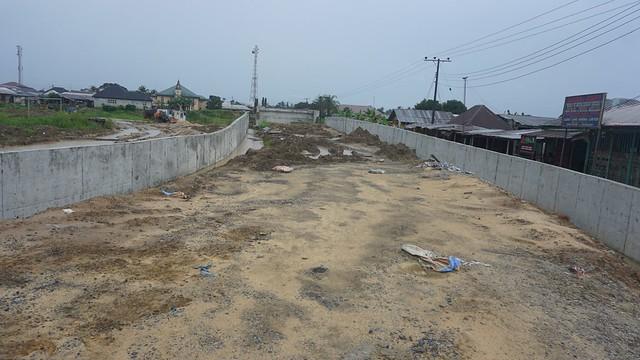 HSDickson- Project Inspection To Imiringi Bridge.