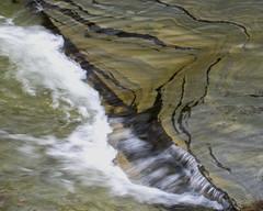 Streaming Water (bjorbrei) Tags: water stream streaming foaming waterfall brook river rock slate høvringsåe høvringen gudbrandsdalen norway
