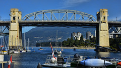 Burrard Bridge (Miradortigre) Tags: canada bridge puente burrard vancouver art deco ingenieria steel acero engineer engineering канада 加拿大 קנדה カナダ kanada