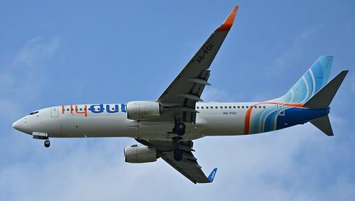 A6-FGI flydubai
