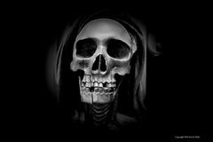 Lost a tooth on the gear of life (DirkVandeVelde back , and catching up) Tags: europa europe europ belgie belgium belgica belgique antwerpen anvers antwerp mechelen malines malinas beeldhouwwerk sculpture indoor binnen blackandwhite zwartwit noirblanc sony hanswijkbasiliek basiliek kerk katholiek church eglise