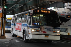 IMG_1605 (GojiMet86) Tags: mta nyc new york city bus buses 1999 t80206 rts 5243 subway shuttle 31st street broadway