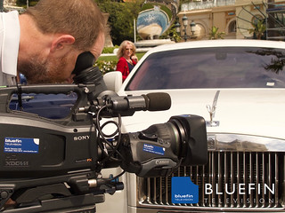 Bluefin TV - Broadcast Camera Crew Hire