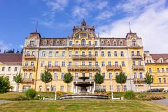 Mariánské Lázně (RunningRalph) Tags: abandoned czechrepublic forgotten hotel mariánskélázně mariënbad karlovarskýkraj tsjechië cz