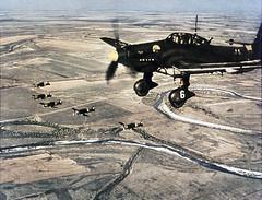 Ju 87 JEC 09774 (ww2color.com) Tags: junkers ju87 stuka luftwaffe