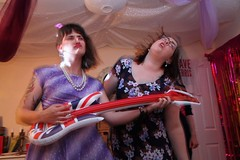 Prom 2018 (faith.olivia) Tags: prom birthday surprise party ball dance happy 28 28th houseparty home deorations committee 18 inspo decor tulle 80s guitar girls fun rock