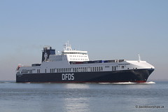 Ship. Magnolia Seaways 9259496 (dickodt65) Tags: ship river schelde ferry roro dfds magnoliaseaways