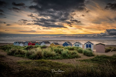Southwold Beach Huts (deanallanphotography) Tags: beauty beautiful beach light amazing color water sea coast day sunrise art adventure anawesomeshot artisticexpression colors clouds coastline expression elevated flickrsbest fab greatbritishlandscape impressedbeauty uk landscape morning ngc natgeo nikon outdoor outdoors photography panorama