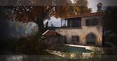 The Four Villages - New Villa for Rent RENTED (☀Vita Camino☀) Tags: sl vitacamino texture ground sim rentals slur best visit park forest italy rustic terrain secondlife