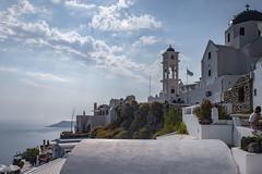 Santorini (W. von Zeidler) Tags: greece mediterranean mittelmeer water griechenland colors insel island ilhasgregas sunny grecia mar paraisogrego ferias mediterraneo lindo europa sul