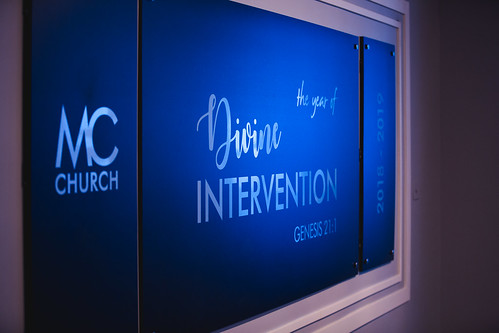 The Year of Divine Intervention - My City Church - Sacramento CA