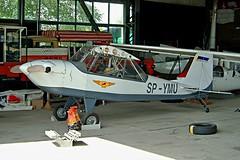 SP-YMU  Hipp's Superbird J-3 Kitten [01]  Warsaw-Babice~SP 17/05/2004 (raybarber2) Tags: 01 abpic airportdata cn01 epbc flickr planebase polishcivil single spymu